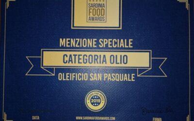 Sardinia Food Awards 2019