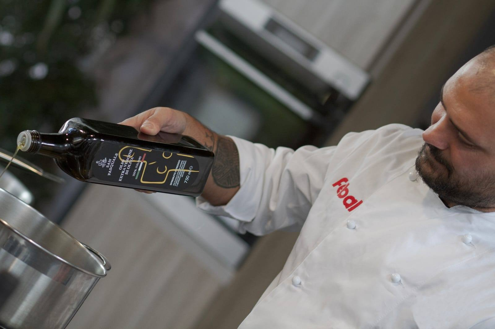 chef Nicola Zinellu